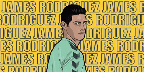 James Rodriguez Signs For Everton - GrandOldTeam
