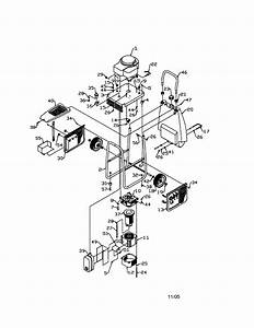 Coleman Pm0555523 Generator Parts