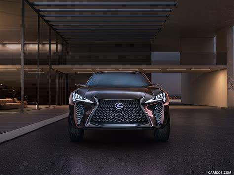 2018 Lexus Ux Suv Concept Front Hd Wallpaper 5