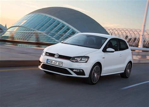 Volkswagen Polo Gte  Une Variante Hybride Dès 2018