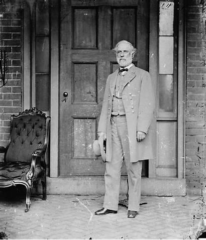 Lee Robert General Confederate Richmond War Virginia