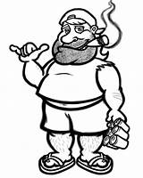 Hillbilly Cartoon Bum Clipart Drawing Redneck Clip Sketch Fat Cliparts Sketches Library Character Clipartion Vector Getdrawings Flickr Cs5 Adobe Created sketch template