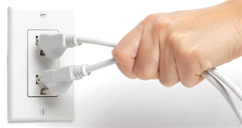 cable wall ten simple and affordable ways to save energy at home