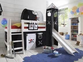 bett sofa abenteuerbett mit rutsche pirat 90x200cm komplettset pickupmöbel de