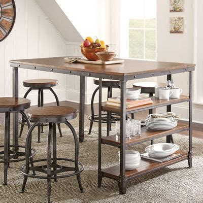 high kitchen table with storage kitchen counter height kitchen tables with storage 7051
