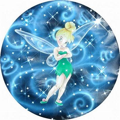 Glitter Graphics Tinkerbell Bell Animated Sparkles Gifs