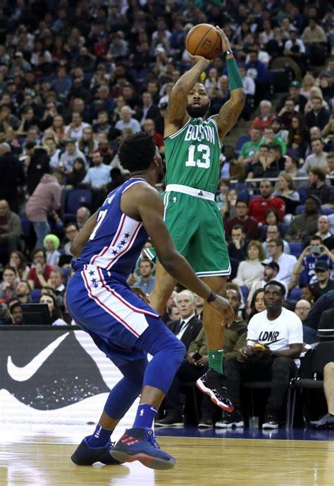 NBA London games, Boston Celtics v Philadelphia 76ers