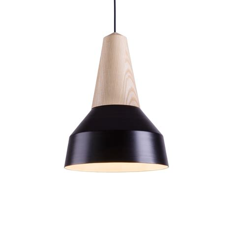 suspension design cuisine le suspension eikon métal noir luminaire