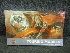 New Oem 2011 Harley Touring Owners Manual Guide Book 99466