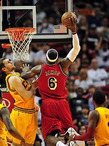 Video Yeah Lebron Should Totally Join The Slam Dunk