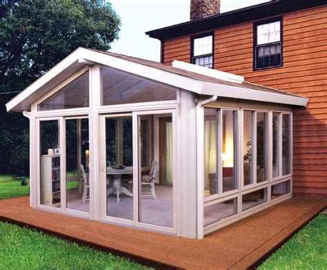 sunroom patio enclosures green houses  sunrooms