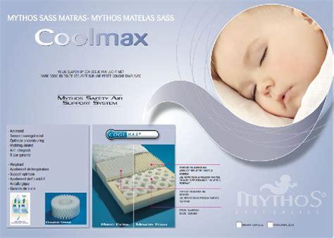 matras voor buikslapers matras voor babybed coolmax 60 x 120 cm 13 cm dik pv