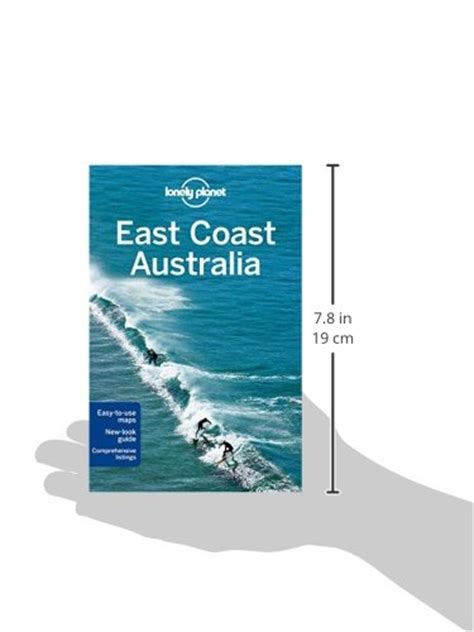 lonely planet east coast australia travel guide