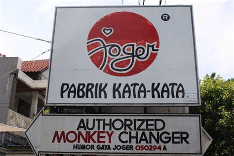 joger clothing shop cultures  denpasar learn