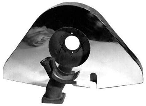 center fan shroud kit aircoolednet vw parts
