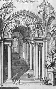 Bernini's Staircase Rome, Italy | 17th Century- Baroque ...