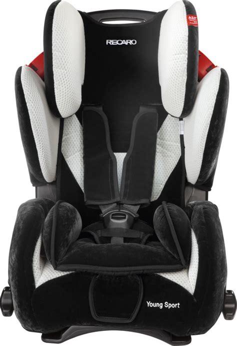 Bolcom  Recaro Young Sport Microfibre  Autostoel Zilver