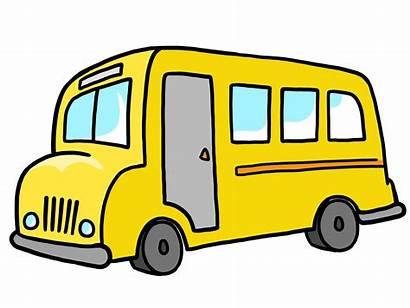 Bus Clip Short Clipart