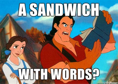 Book Club Meme - disney memes images gaston and books wallpaper and background photos 36374444