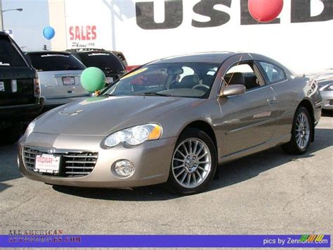 2003 Chrysler Sebring Lxi Coupe by 2003 Chrysler Sebring Lxi Coupe In Light Almond Pearl