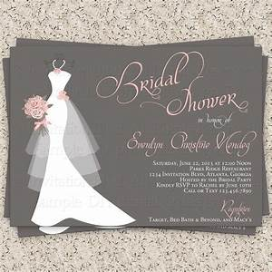 Bridal shower gift card bridal shower invitation wording for Images of wedding shower cards