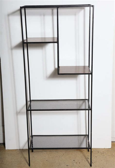 Wrought Iron Etagere by Frederick Weinberg Etagere At 1stdibs