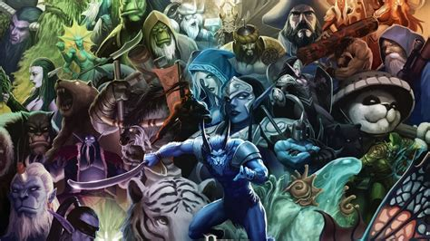 Defense Of The Ancients Wallpapers Defense Of The Ancients Dota 1600x900 559114