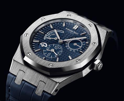 audemars piguet releases  royal oak dual time luxury watches brands wholesale  swiss