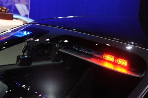 Sema 2018 Ford Police Interceptor Stealth Concept Photo
