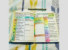 Bullet Journal Weekly Spreads Ideas and Inspiration