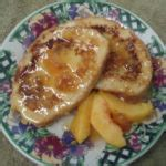 Overnight Peaches Cream French Toast Foodgasm Recipes