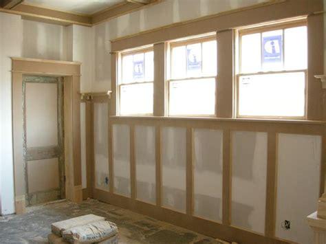 craftsman interior trim best 25 craftsman trim ideas on