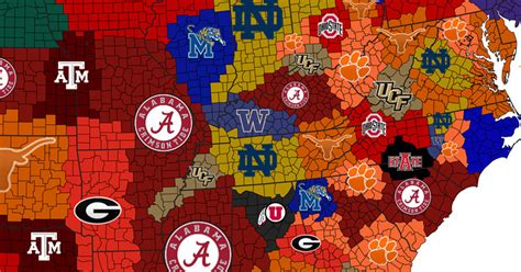 college football empires map ohio state doubles