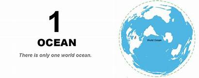 Ocean There Water Global Oceans Many Does