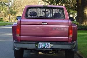 1992 Ford F150 Regular Cab Flare Side 4x4 5 0l V8 5