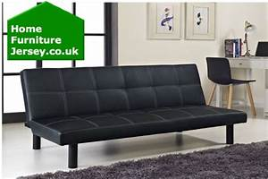 brooklyn faux leather sofa bed with free delivery from With brooklyn sofa bed