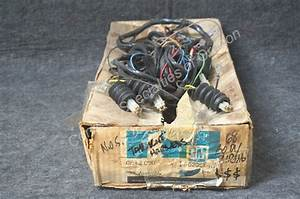 Nos 1968 Corvette Taillight Wiring Rear Wire Harness