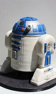 Whimsical by Design: R2-D2 Birthday Cake