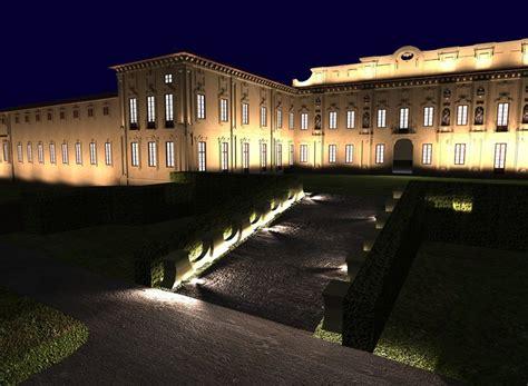 Illuminazione Villa Arconati  Pierluigi Nasca