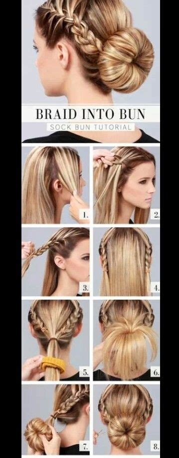 super easy quick  cute hairstyle