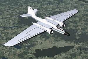 NASA Martin WB-57F for FSX