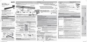 Funai Electric Co Xhc00uh Soundbar User Manual Xhc00uh