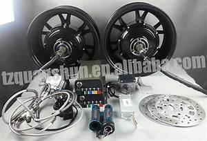 Kit Electrification Voiture : qs double 8kw 8 8 kw hub moteur lectrique hybride kit de conversion de voiture kits autres ~ Medecine-chirurgie-esthetiques.com Avis de Voitures