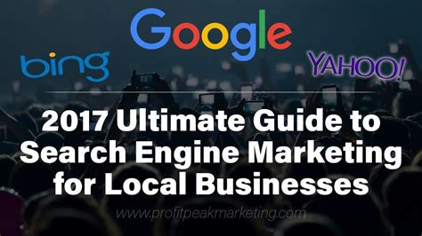 local search engine marketing ultimate guide to search engine marketing for local