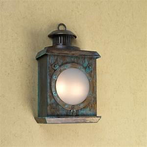 nautical lighting wall sconces new york by go With nautical wall sconce