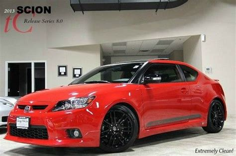 2013 Scion Tc Release Series 8 0 by Purchase Used 2013 Scion Tc Release Series 8 0 Only 10k