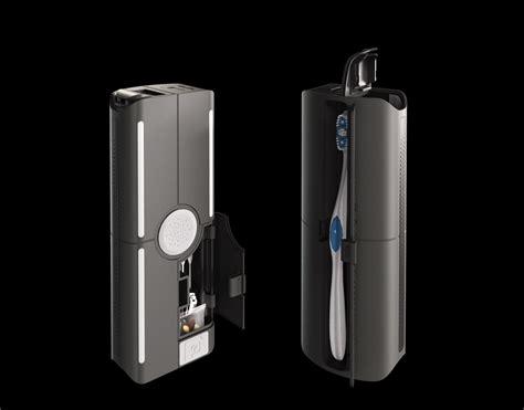 Paxter Waterproof Bathroom Essentials Container » Gadget Flow