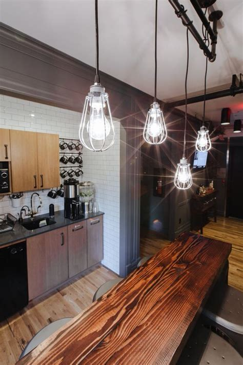 industrial kitchen lighting hanging   lengths