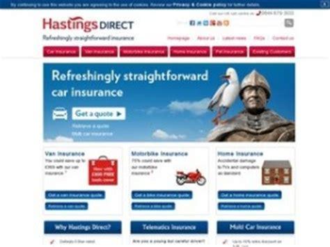 Hastings Direct - Insurance Reviews