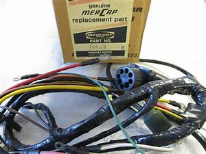 39543 Mercury Mercap Mercruiser Stern Drive Engine Wire